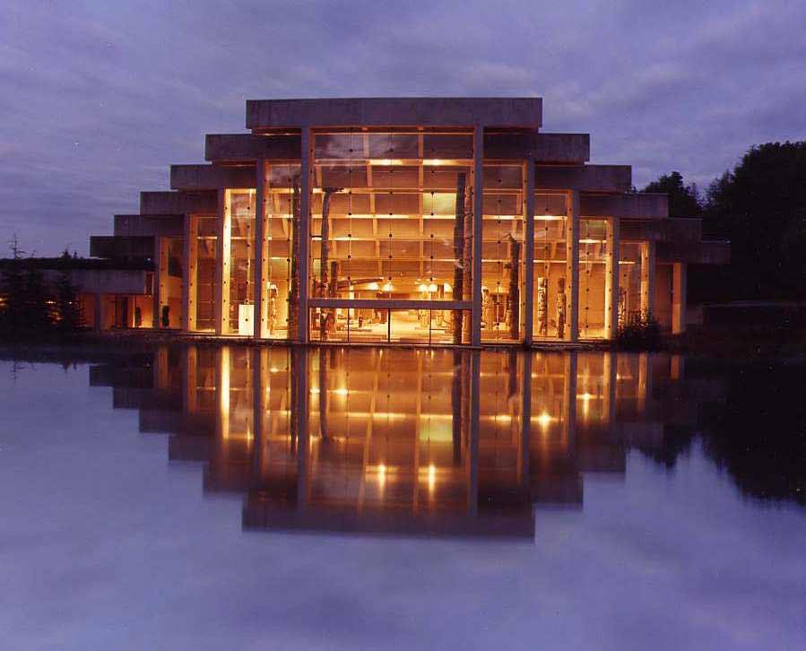 Bc Momo Building Type Institutional Ubc Museum Of